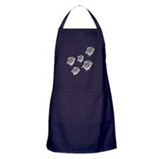Marching Trilobites Apron (dark)