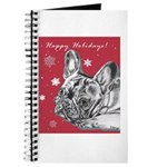 Frenchie Holiday Journal