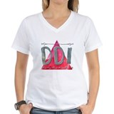 24th ID Women's Plus Size Scoop Neck Dark T-Shirt