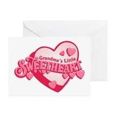 Grandma's Sweetheart Greeting Cards (Pk of 10)