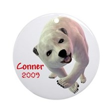 Conner 2009 Ornament (Round)