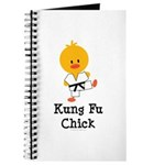 Kung Fu Chick Journal