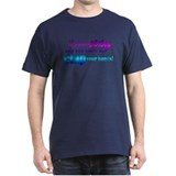 Clap Your Hands (Electric) Black T-Shirt