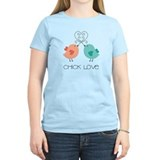 Women's Light Chick Love T-Shirt