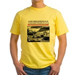 Team Mustang Yellow T-Shirt