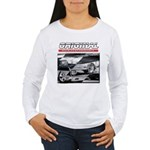 Team Mustang Women's Long Sleeve T-Shirt