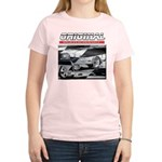 Team Mustang Women's Light T-Shirt