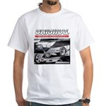 Team Mustang White T-Shirt