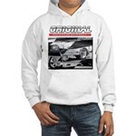 Team Mustang Hooded Sweatshirt