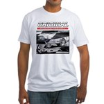 Team Mustang Fitted T-Shirt