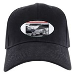 Team Mustang Black Cap