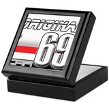 Race to the Limit Keepsake Box