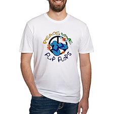 peace, love, flip-flops Shirt