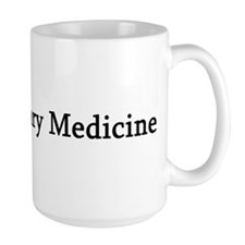 I Love Veterinary Medicine Mug