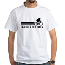 Real Men Ride Bikes Shirt