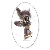 Fairies Rock! Oval Bumper Stickers