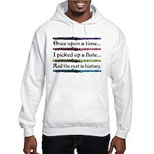 Flute Fairytale Hooded Sweatshirt