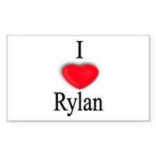 Rylan Rectangle Decal