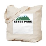 Estes Park, Colorado Tote Bag