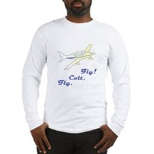 Fly, Colt, Fly Colton Harris- Long Sleeve T-Shirt