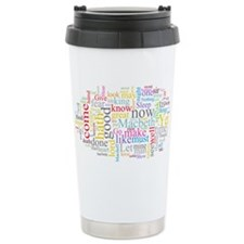 Macbeth Ceramic Travel Mug