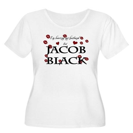 Leaving husband for Jacob Women's Plus Size Scoop