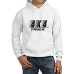 4x4 Truck 2 Hooded Sweatshirt