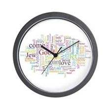 The Merchant of Venice Wall Clock