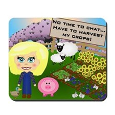 Farmville Mousepad Mousepad