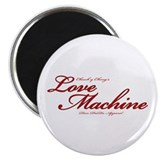 "Love Machine 2.25"" Magnet (100 pack)"