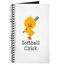 Softball Chick Journal