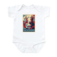 Vote Wiener! Infant Bodysuit