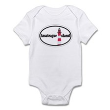 Assateague Island VA Infant Bodysuit