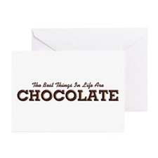 Best Things In Life Greeting Cards (Pk of 10)