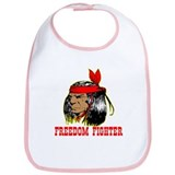 Freedom Fighter Bib