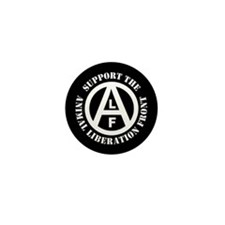 Cute Animal liberation front Mini Button