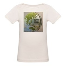 Peas on Earth Tee