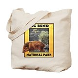 Big Bend National Park Tote Bag