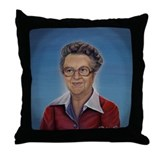 Unique Lucile Throw Pillow