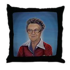 Cool Lucille Throw Pillow