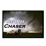 Storm Chaser Postcards (Package of 8)