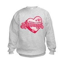 Mommy's Sweetheart Sweatshirt