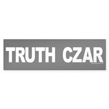 Truth Czar Bumper Sticker (10 pk)