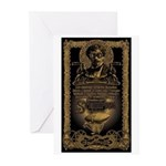 Steampunk Greeting Cards (Pk of 20)