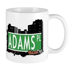 ADAMS PLACE, BRONX, NYC Mug