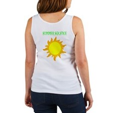 Summer Solstice Women's Tank Top