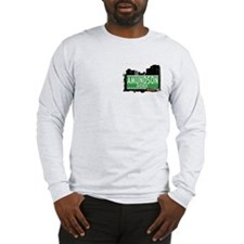 Amundson Av, Bronx, NYC Long Sleeve T-Shirt