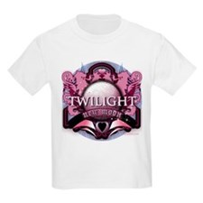 Twilight New Moon Crystal Indigo Crest T-Shirt