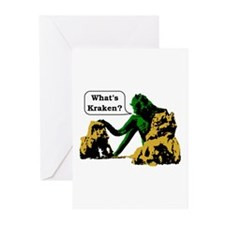 Cute Clash of the titans Greeting Cards (Pk of 10)