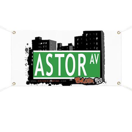 Astor Av, Bronx NYC Banner